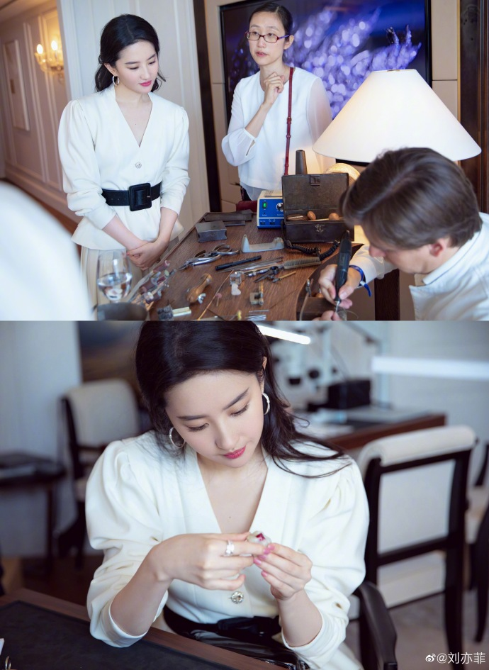 刘亦菲摩纳哥美照曝光,神仙姐姐高雅迷人,网友却把她认成张柏芝 chunji.cn
