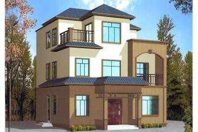 9×10米房屋设计图