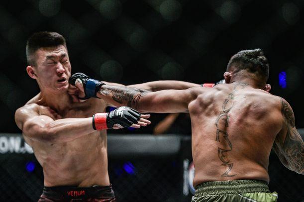 2019年7月12日ONE冠军赛 陈睿vs沃尔森(Troy Worthen)[视频]