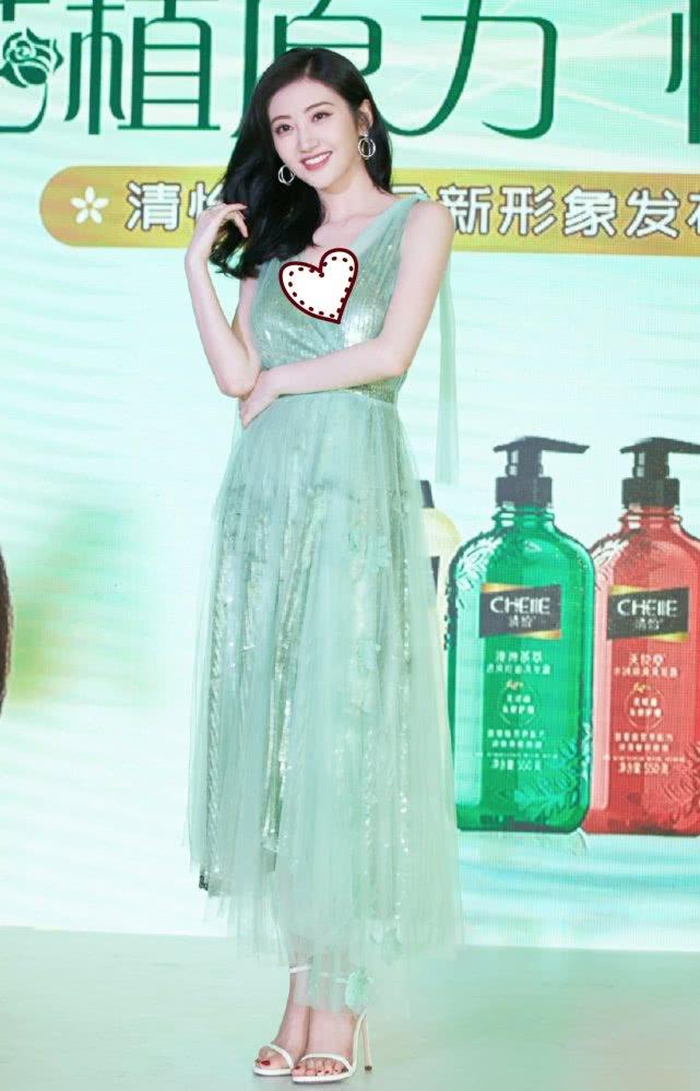 """真正想变美的人,不会错过这条""""美人鱼裙?#20445;?#36830;景甜都爱不释手!"""