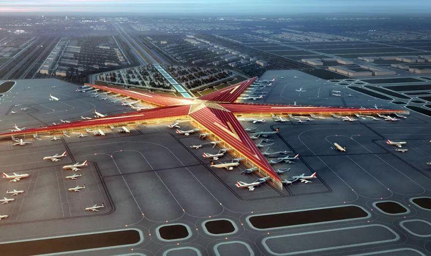 <b>那些「落选」的北京大兴机场方案,也这么惊艳...</b>