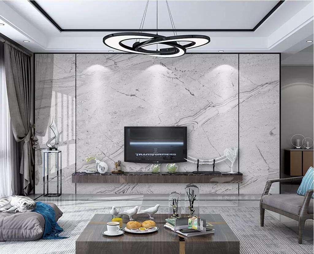 电视墙装修用什么材料好看还能凸显品味?