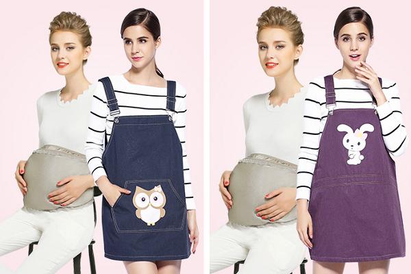孕妇防辐射服几个月穿?可以贴身穿吗?