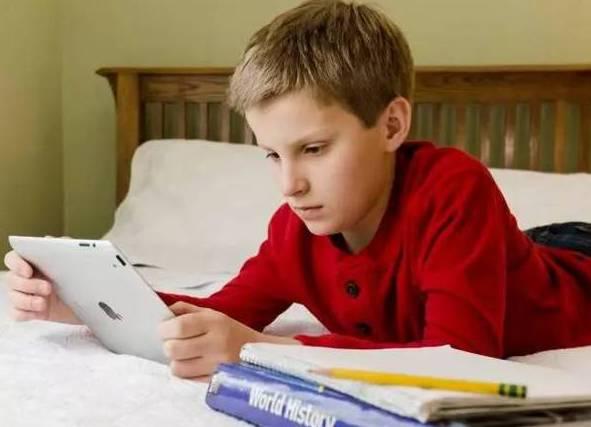 <b>孩子沉迷手机怎么办?这位妈妈的做法亮了!许多家长纷纷效仿</b>