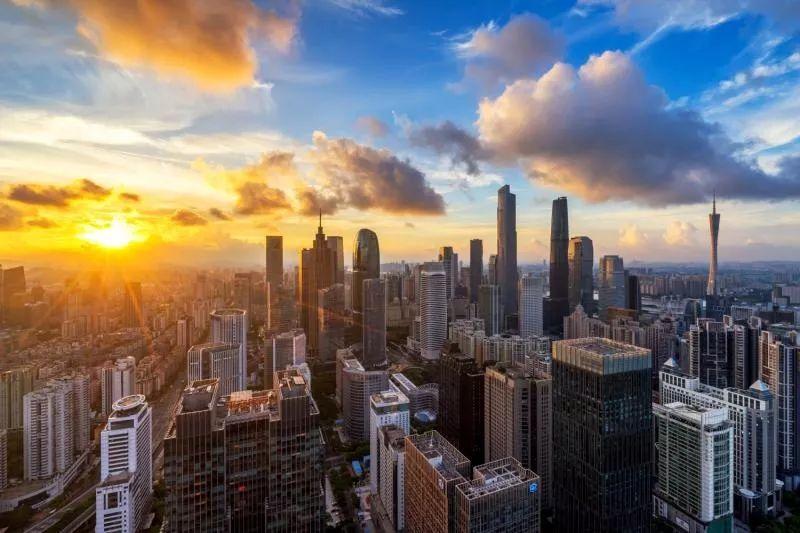 广州新目标:2035年成为支撑国际一流湾区的核心引擎先行区!
