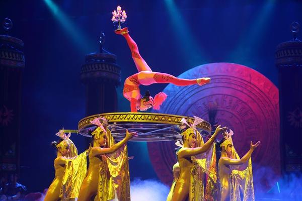 第十届全国杂技展演将在广西南宁举办首次纳入杂技剧