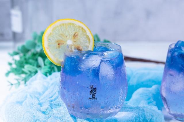 梦幻星空系列驾到!超级简单,好看又好喝的夏日饮品!!!