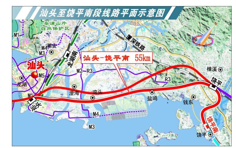 营口自贸区铁路规划图