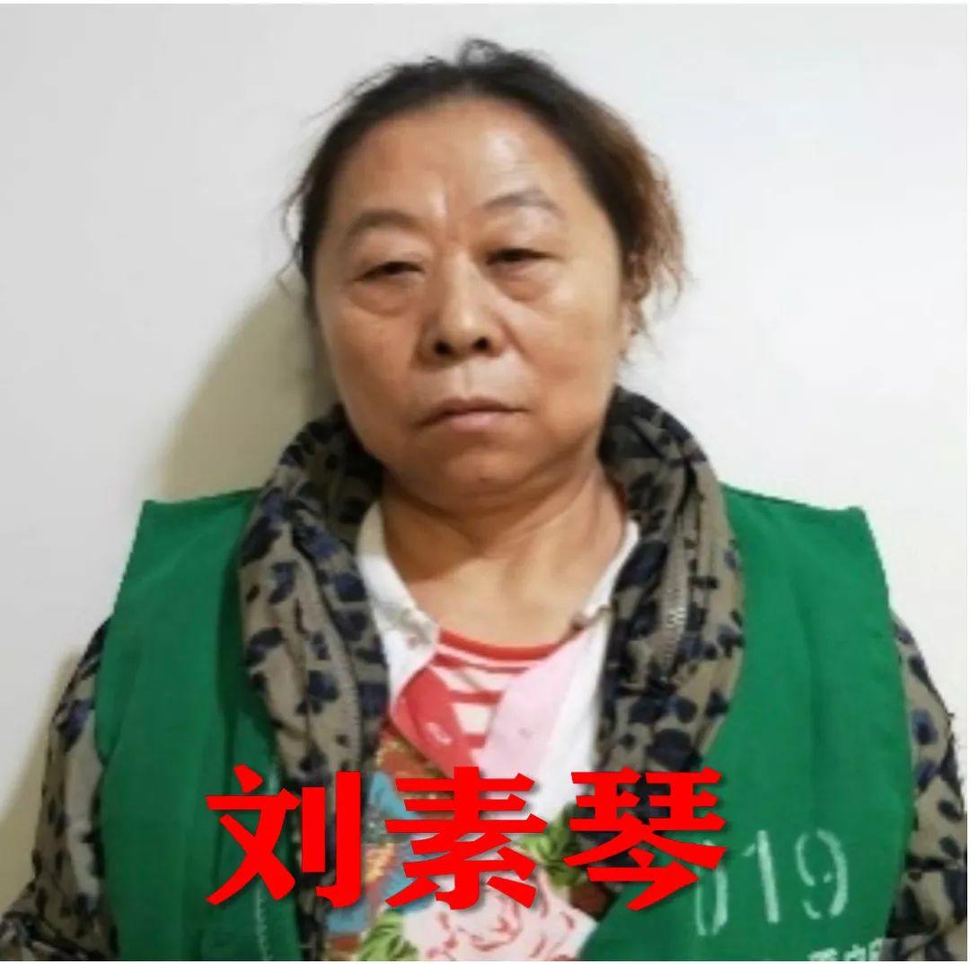 关于征集刘素琴等人涉黑恶犯罪团伙违法犯罪线索的公告!最高奖励3万元!