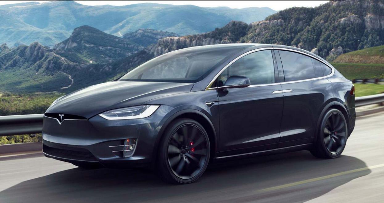 Model X真的是标杆吗 为什么国产电动车都要和它比