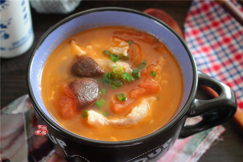 <b>孩子隔天就喊我煮这碗汤,简单快捷,酸甜开胃,防中暑又营养</b>