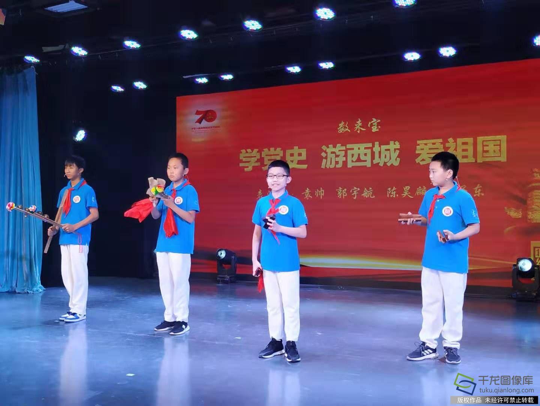 讲好红色故事 北京西城区率先启动红色故事讲解员大赛