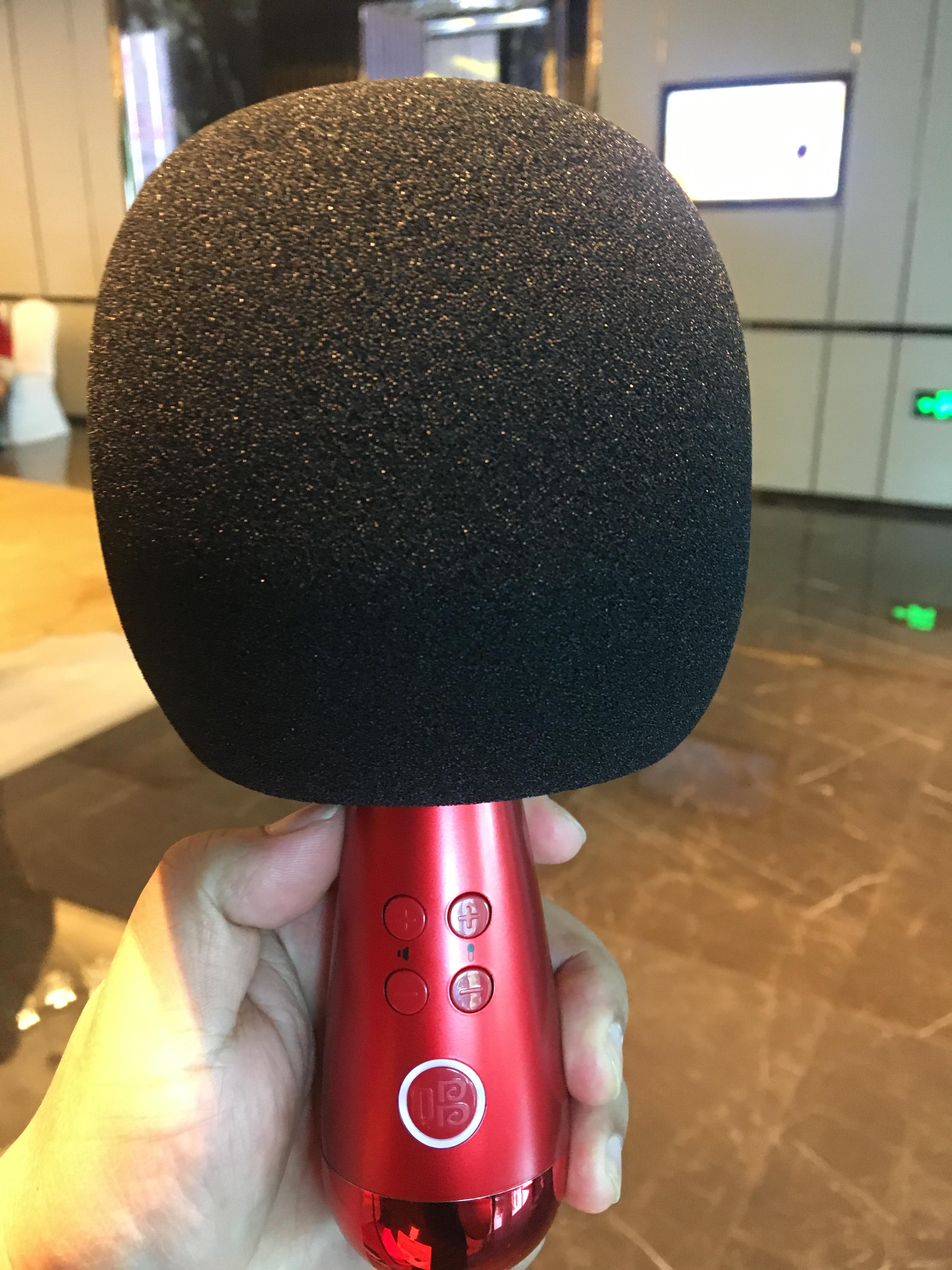 双人无线K歌 唱吧新品小巨蛋麦克风G2发布