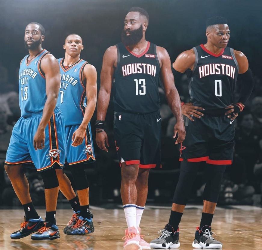 "MVP+MVP!就在刚刚,NBA最""炸裂""的后场组合诞生了"