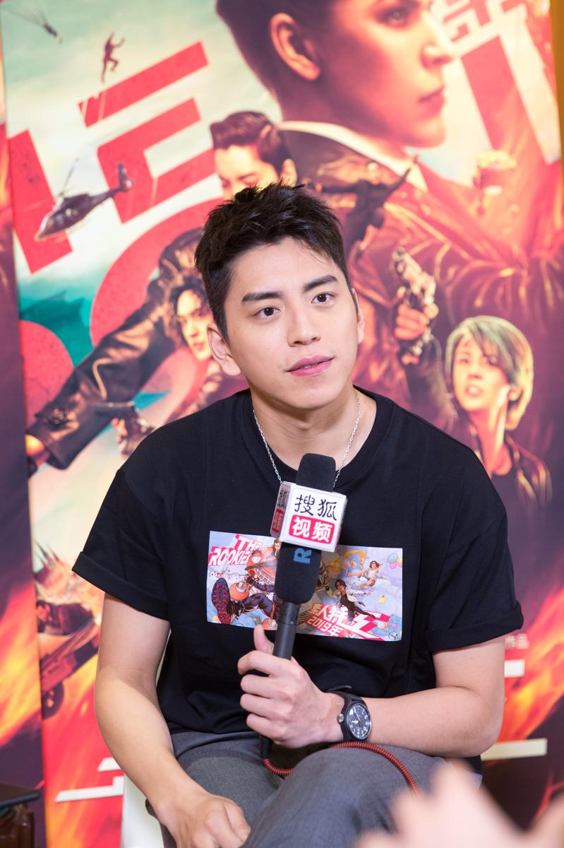 王大陆:肖战是个可爱单纯大男孩
