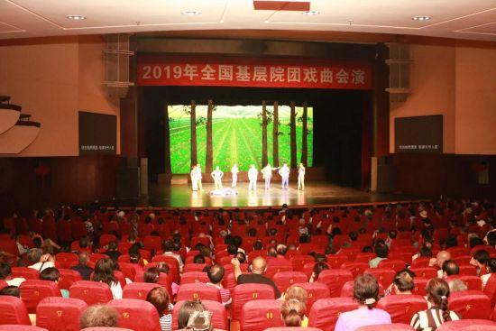 北林区大型龙江剧《扶贫书记》进京汇演