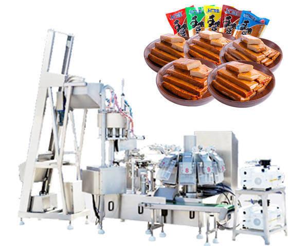 杂粮食品包装机