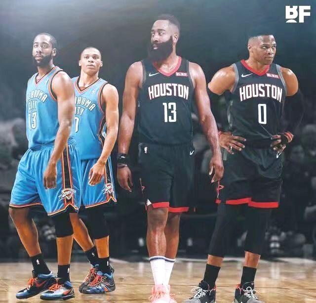 "<b>神龟+哈登=神灯组合,助""火箭总冠军""升空,NBA西部更好看了</b>"