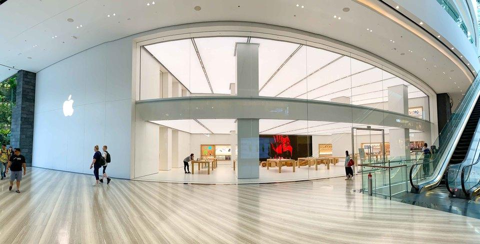新加坡本周六将迎来第二家 Apple Store