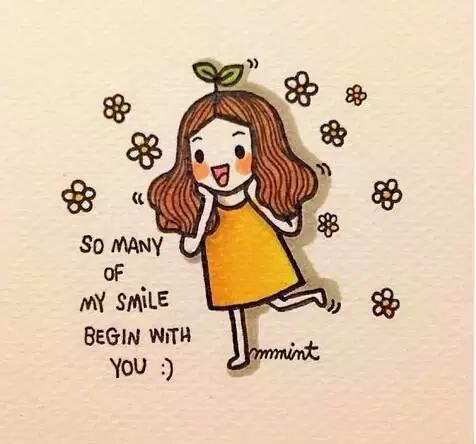 英文漫画:别担心,每天都会有美好的事情发生