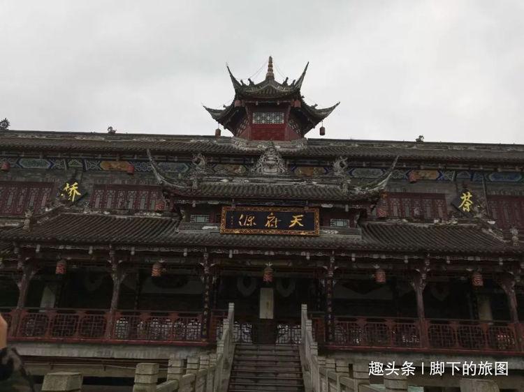 """列入""""世界遗产名录""""避暑胜地:在四川见证了中国两千多年历史!"""