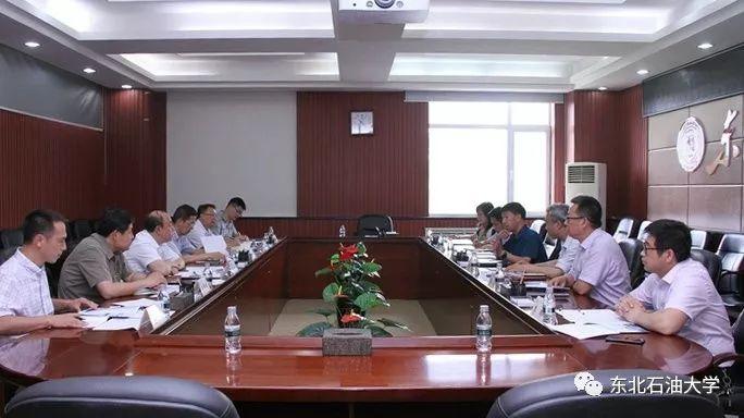 中国地震局工程力学研究所领导来我校调研