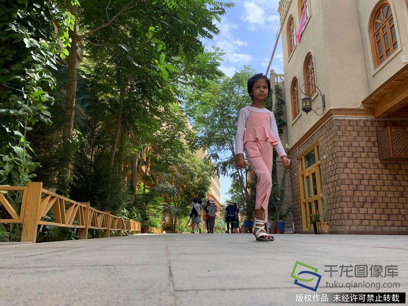 新疆是个好地方|和田团城打造靓丽旅游新名片