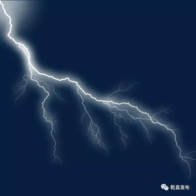 【气象】今晚雷电伴短时强降水 局地可能出现冰雹