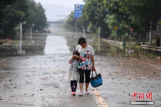 南方将迎新一轮强降雨 中央气象台发布暴雨黄色预警