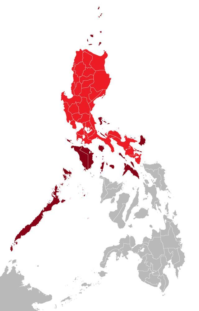 菲律宾人口面积多少人口_菲律宾人口密度图