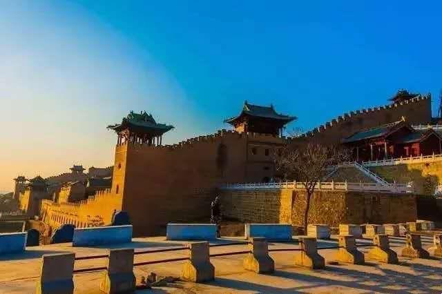 400年 中国居然还有一个古堡保存完好图片