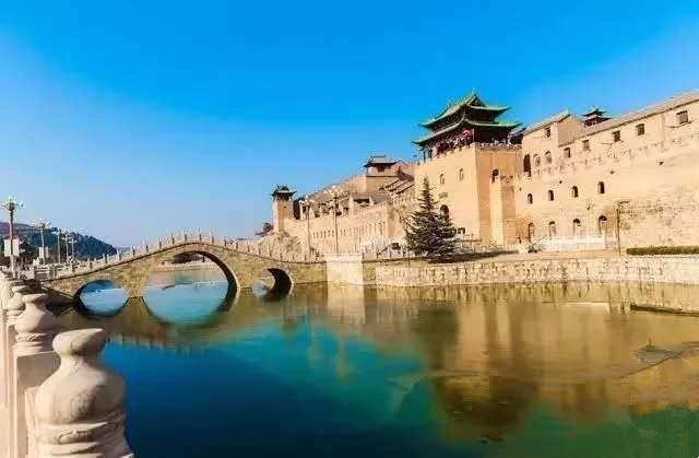历经400年,中国还有一个古堡保存完好图片