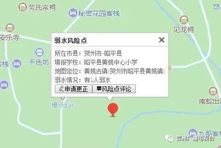 贺州20个高危水域,家长要谨防孩子前往!图片