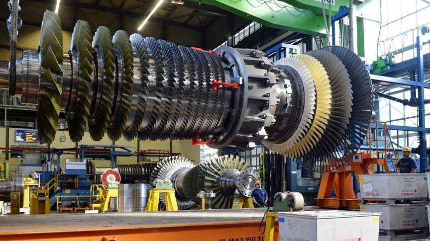 西门子正式申请在俄罗斯进行燃气轮机本地化生产