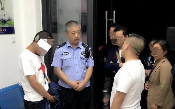 刑满释放后男子隐瞒身份到什邡落户 民警助其与家人团聚