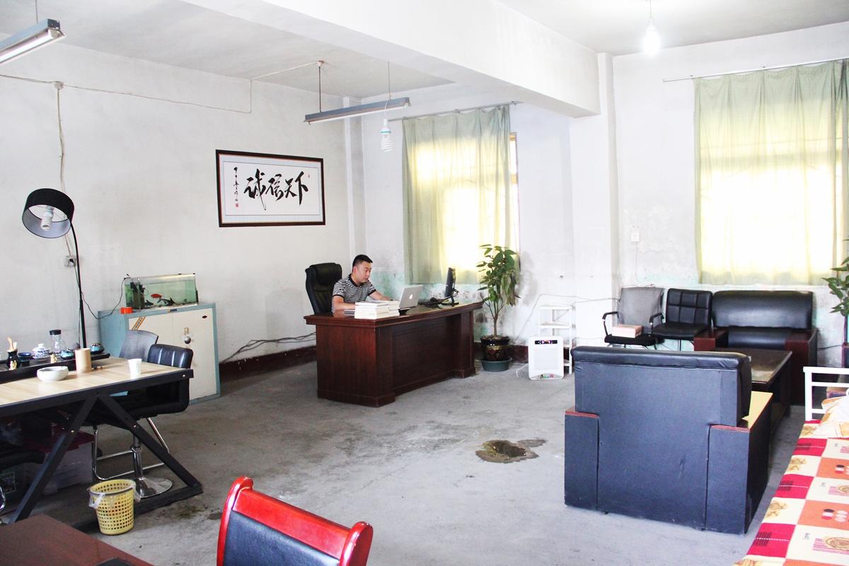 咸阳90后小伙王琦电商创业三个月销售额破百万