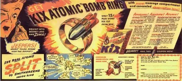 <b>硬核玩具:这枚戒指不仅长得像原子弹,而且真的含有钋……</b>