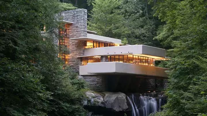 别墅外形强调别墅v别墅,使建筑带有明显的雕塑感.石岛钻块体图片