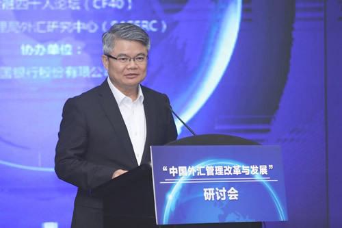 中行副行长林景臻:让市场主体享受改革创新政策红利