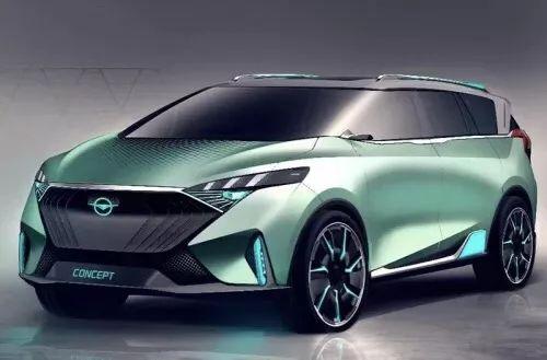 【谍照】高度还原概念车,新海马MPV概念车谍照曝光!预计年底前上市!