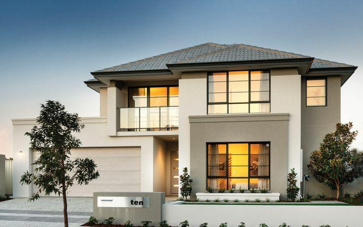 20个现代风别墅大门设计,没有刻意的雕刻与修饰,简洁而不失其华