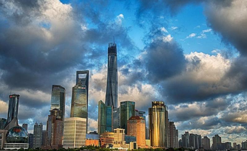 528米高的中国尊,地基要如何承受大楼重量原来关键都在这一步