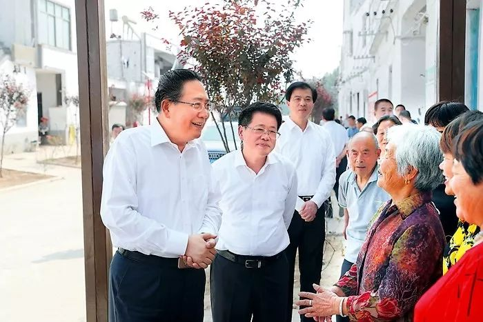 <b>省委书记李锦斌深入亳州、阜阳及相关县区开展调研督导</b>