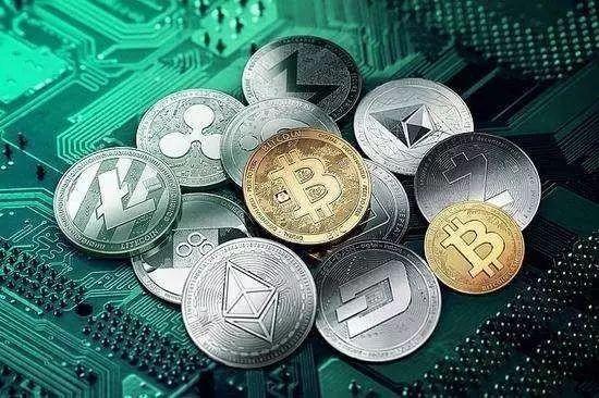 数字货币类型插图