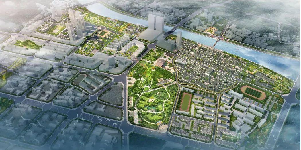 袁州区最新规划图