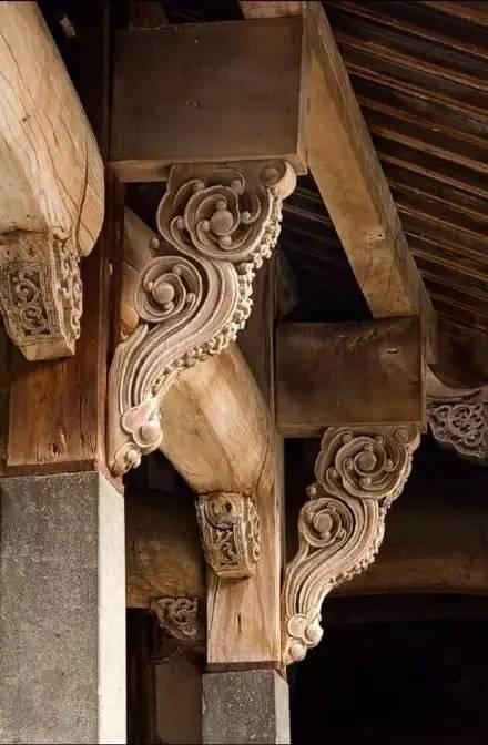 角替,中国古建筑的神工天巧