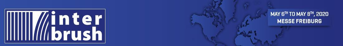 2020年第13届德国刷子展|德国毛刷材料配件及设备展