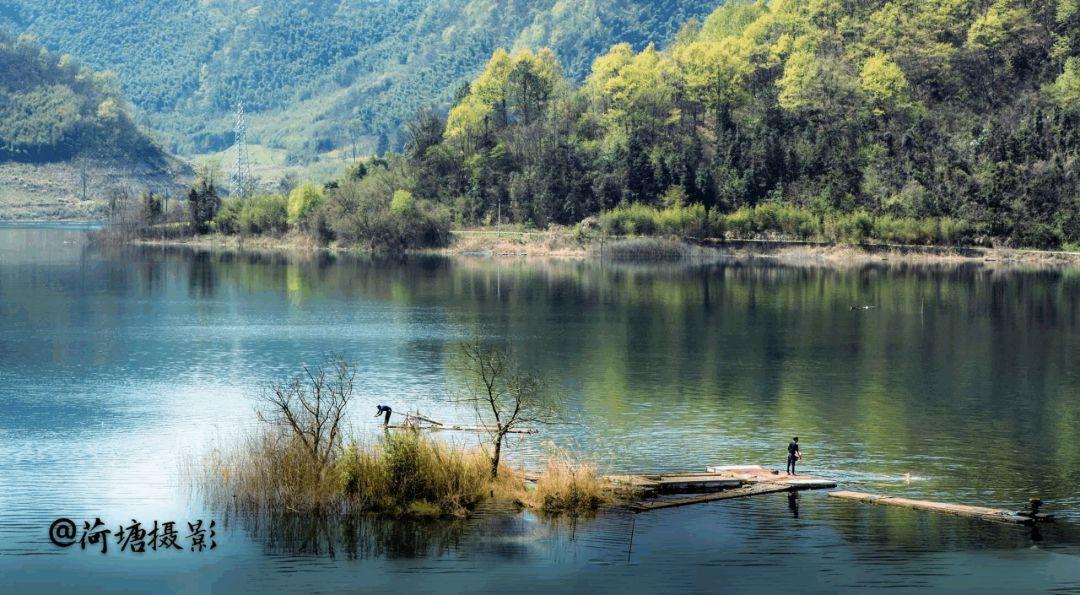 高清大图丨宣城 :山灵水动,绿色宜居