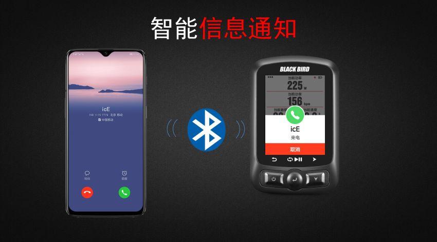 五大功能助力:黑鸟发布BB570智能码表-领骑网