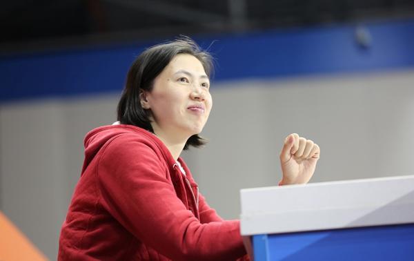 奥运冠军周苏红正式出任共青团浙江省委副书记